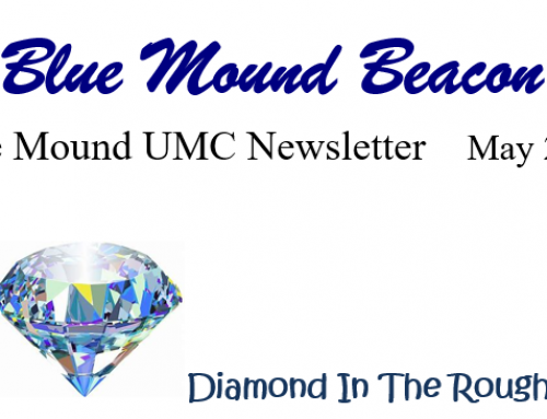 Blue Mound Beacon May 2020
