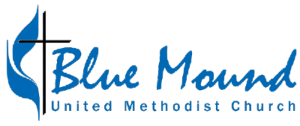 Blue Mound UMC Logo