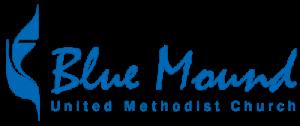 Blue Mound UMC Logo